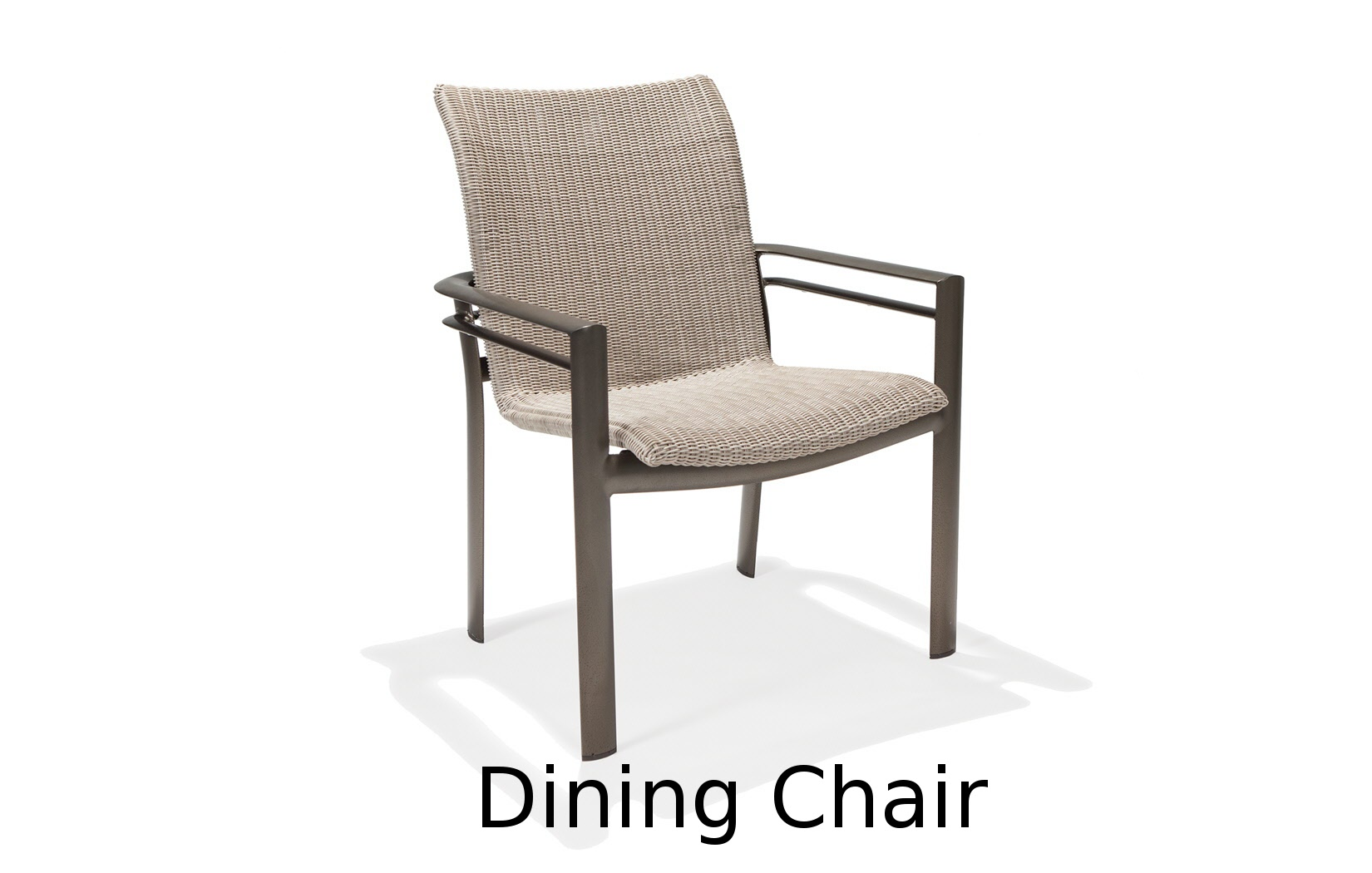 M76001  Soutner cay Woven Collection Dining Chair