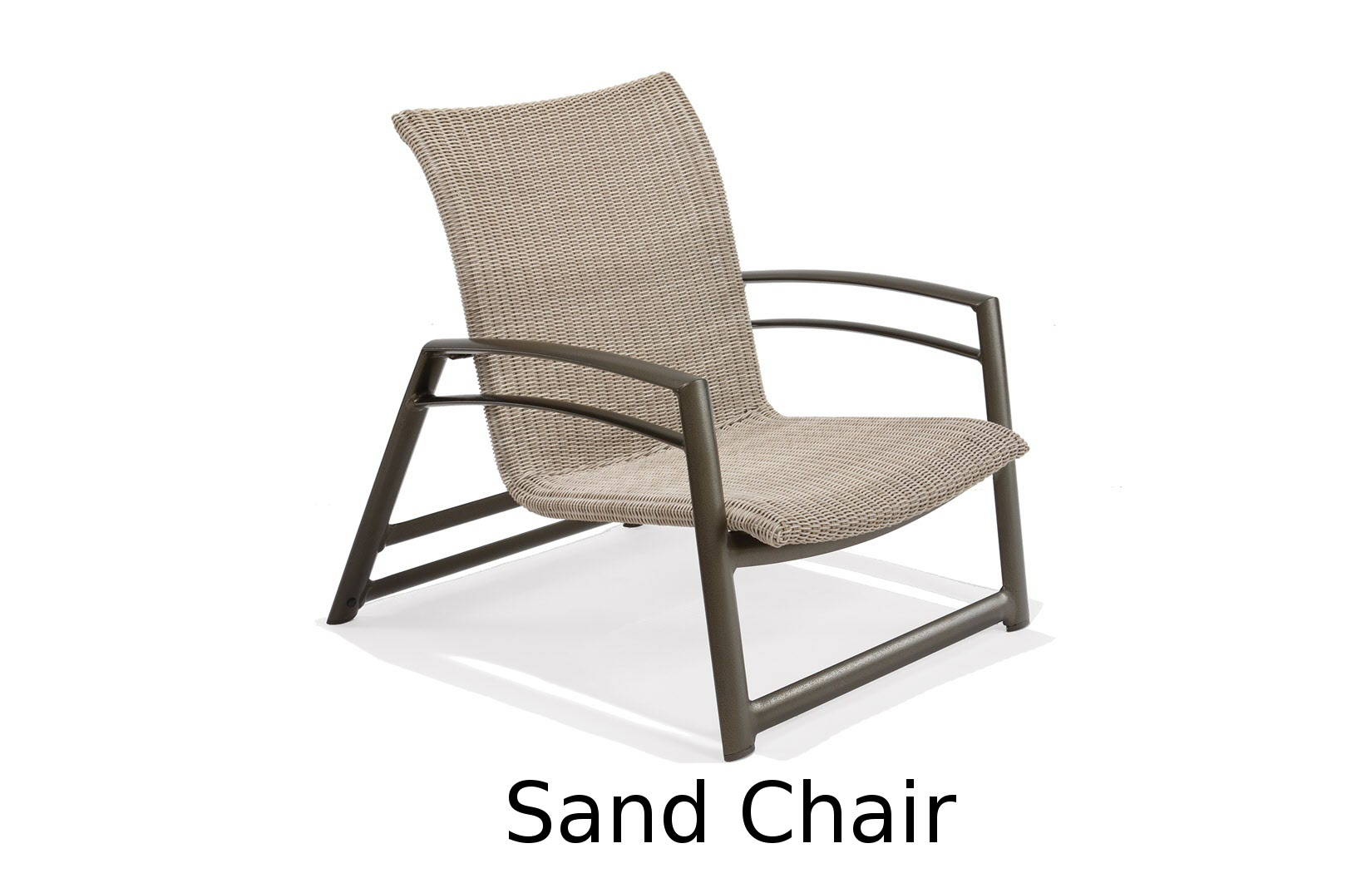 M76006  Southern cay Woven Collection Sand Chair