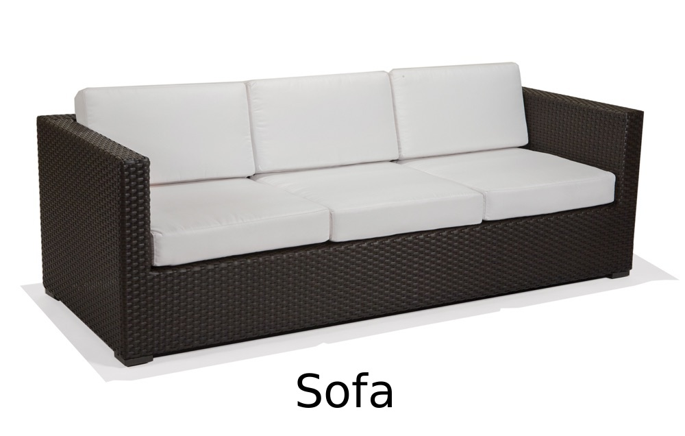 M77003  Nexus Collection Sofa