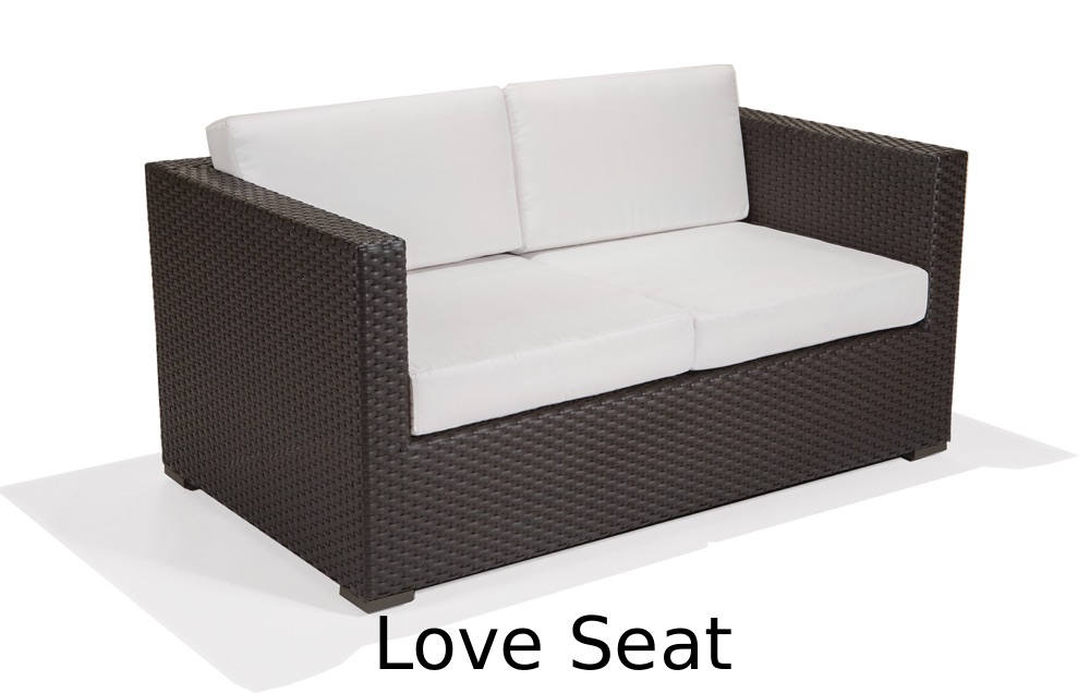 M77022A  Nexus Collection Love Seat