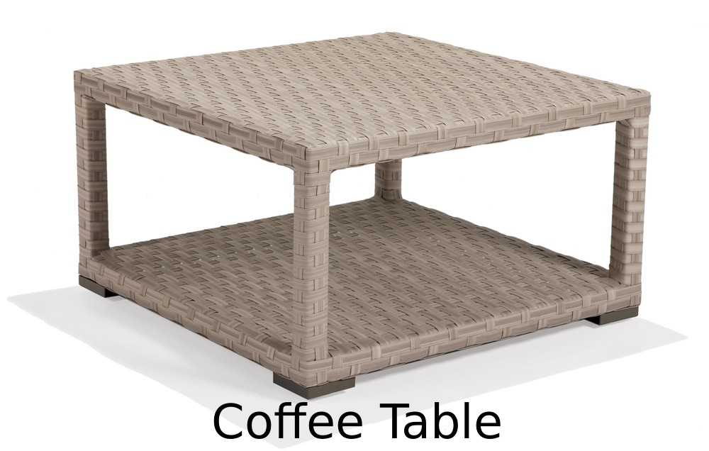 M77030SQ  Nexus Collection Coffee Table