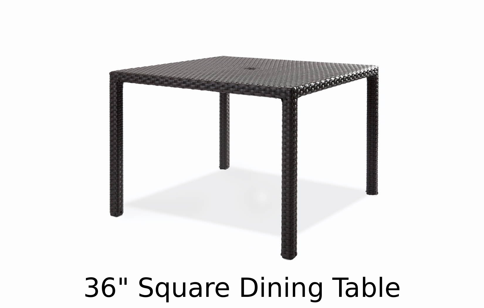 M77036SQU  Nexus Collection Square Dining Table