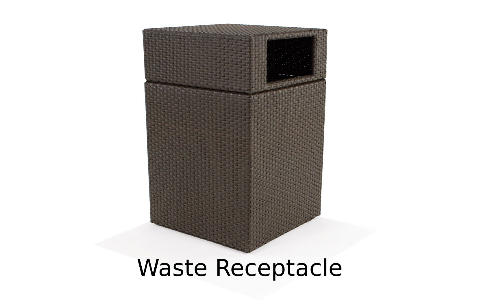 M77040  Nexus Collection 32 Gallon Waste Receptacle