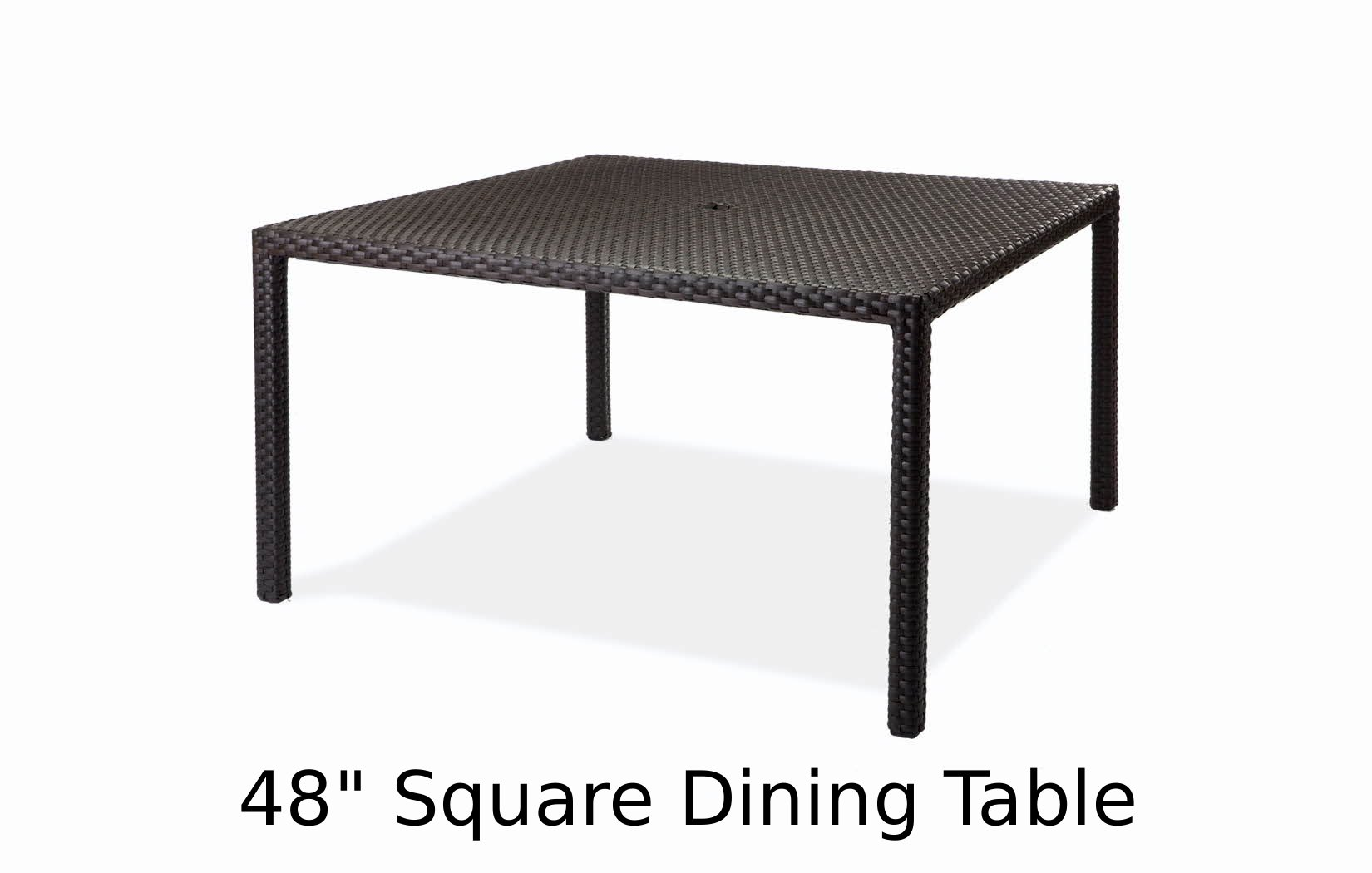 M77048SQU  Nexus Collection Square Dining Table