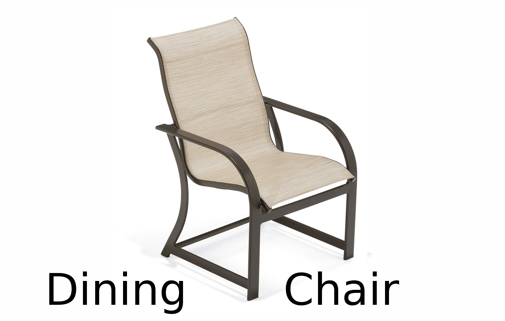 M8001R  Keywest Collection High Back Dining Chair