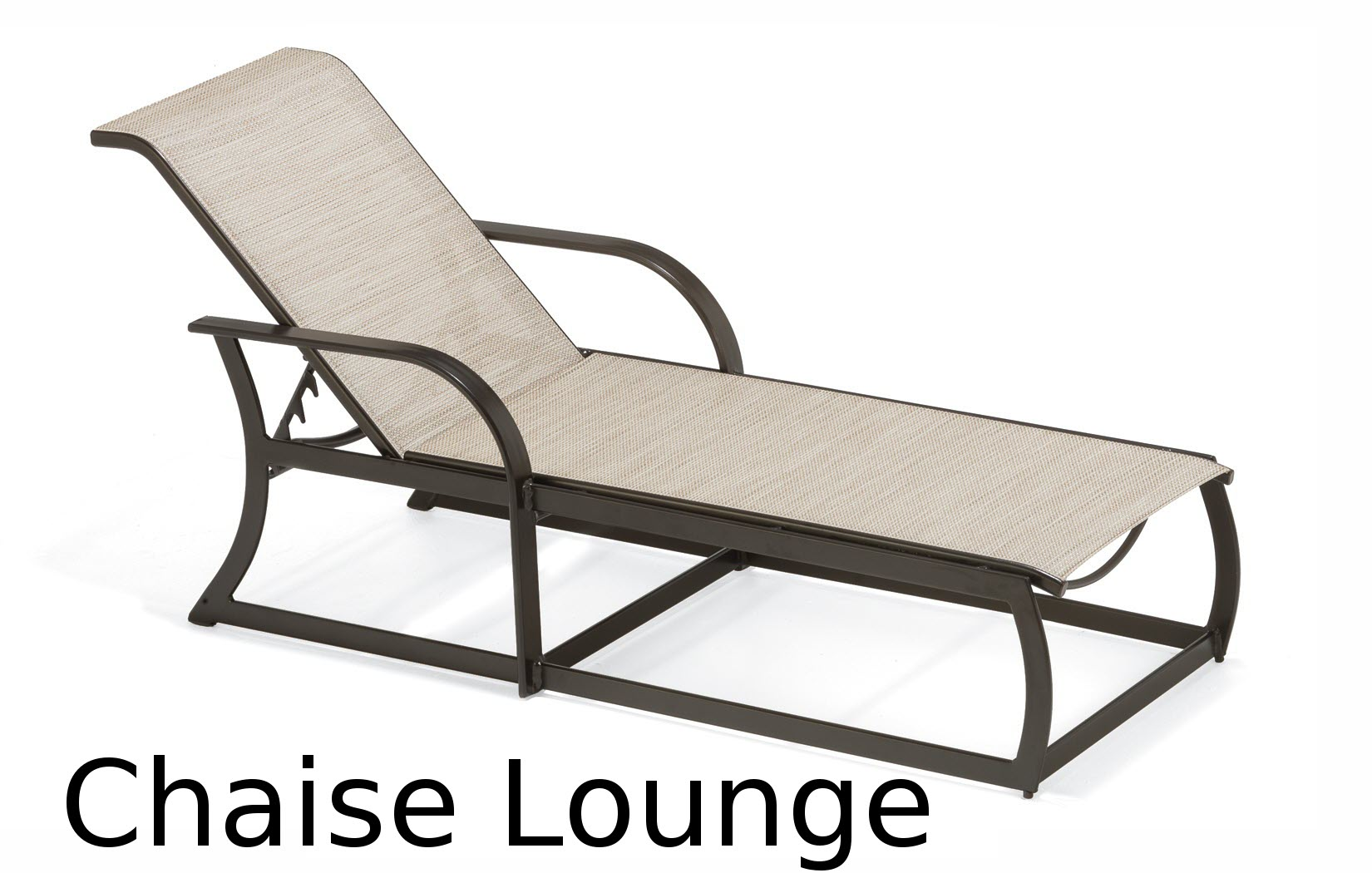M8009  Keywest Sling Collection Chaise Lounge