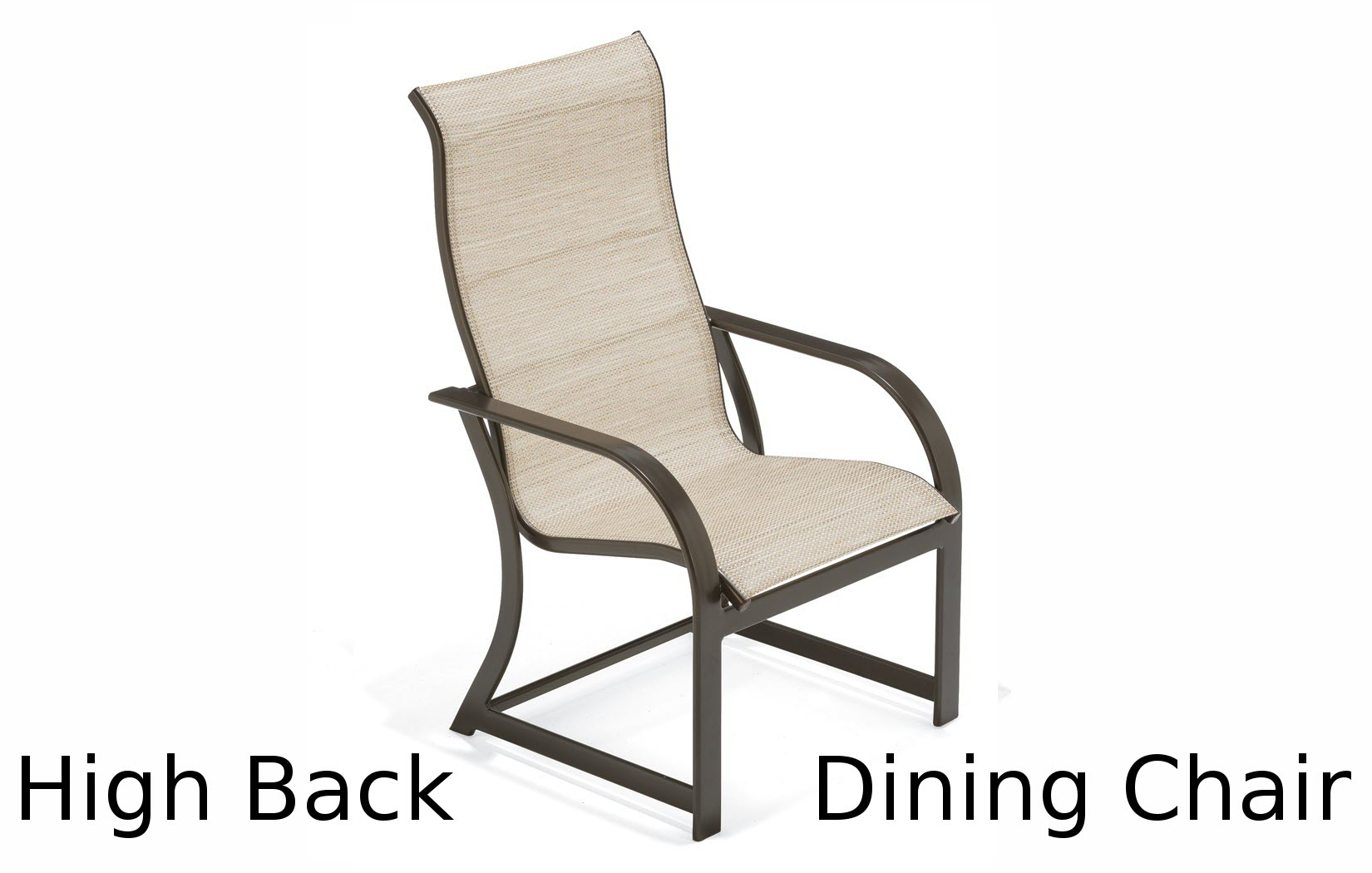M8041  Keywest Collection Ultimate High Back Dining Chair