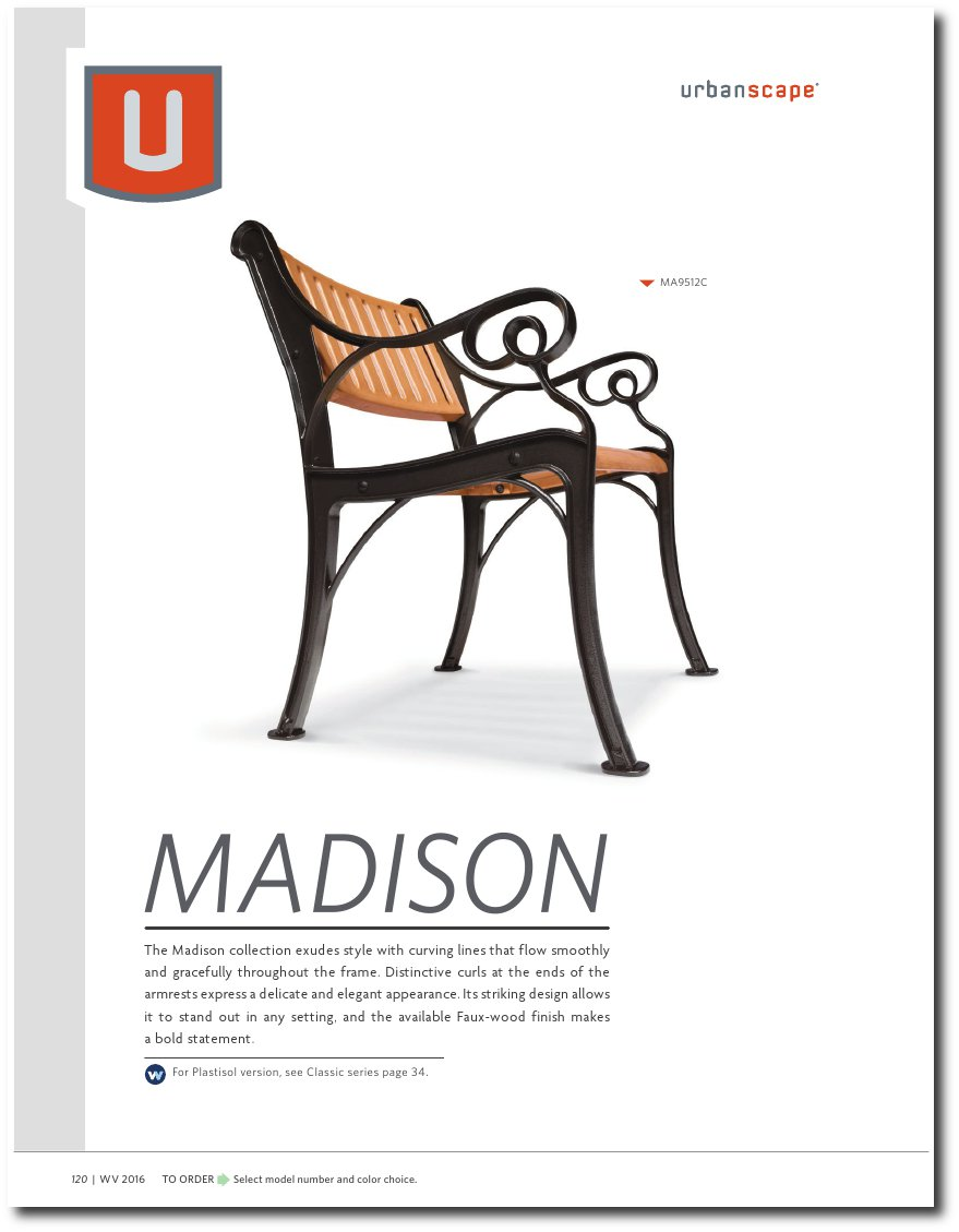 Madison Collection Catalog Pages