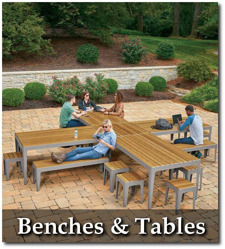 Mixx Collection Tables & Benches