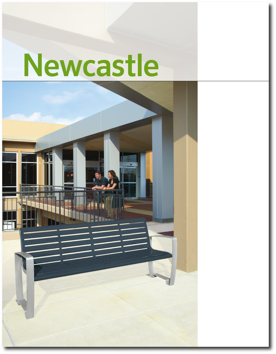 Newcastle Collection Product brochure Cover Page