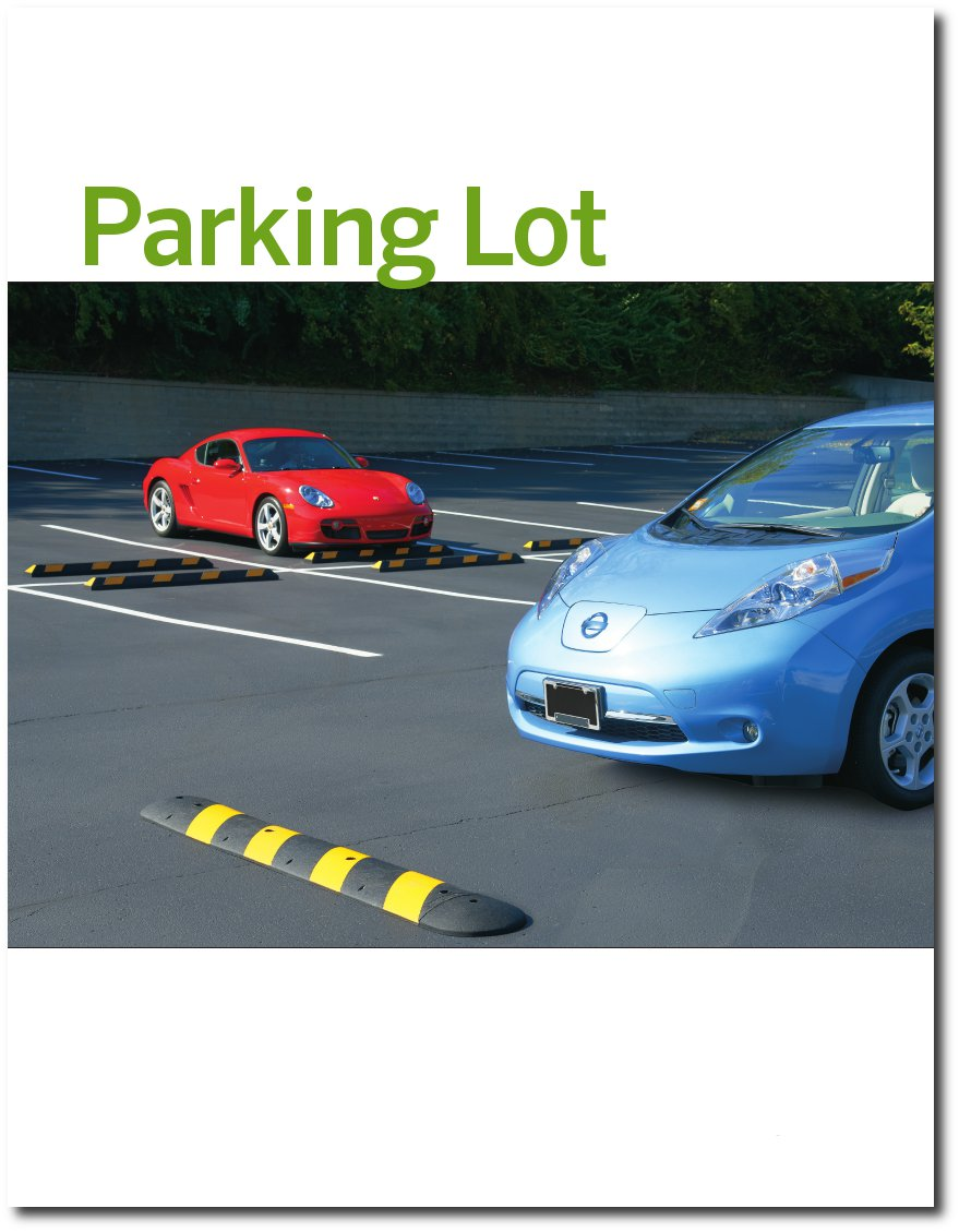 Parking Lot Accessories Product Brochure