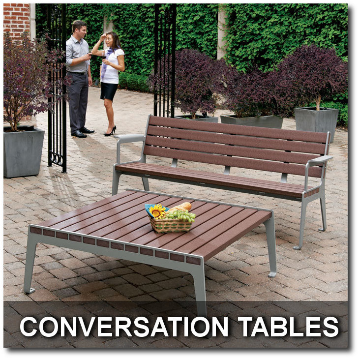 Madison Collection Conversation Tables