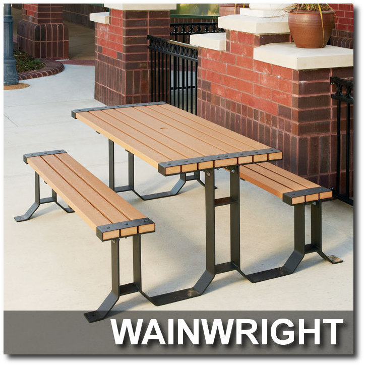 Wainwright Picnic Table