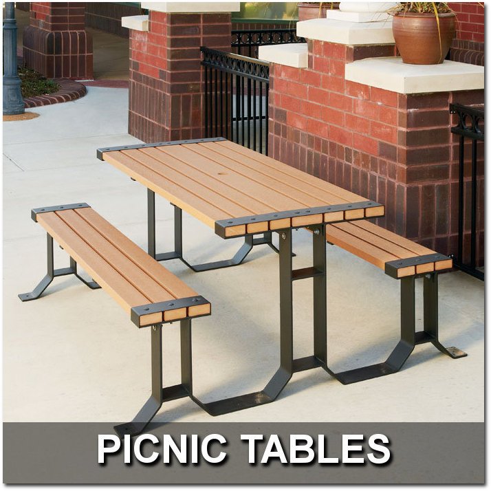Wainwright Collection Picnic Table