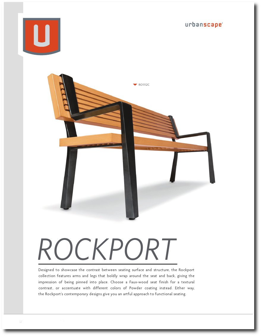 Rockport Collection Catalog Pages