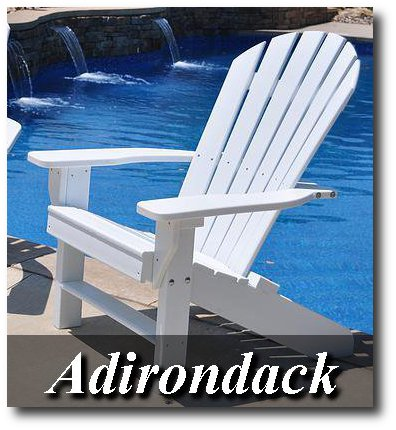 Adirondack Chairs Overview