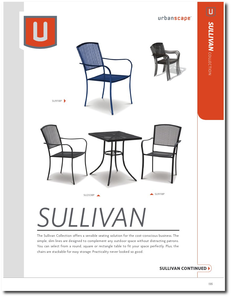 Sullivan Collection Catalog Pages