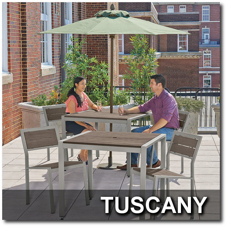 Tuscany Collection Bistro Tables