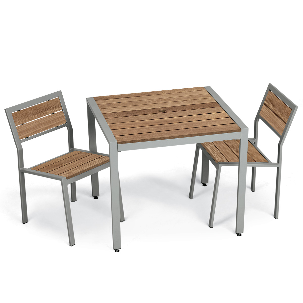 Archive Introducing The Tuscany Thermory Bistro Table Chair Set - Commercial table and chair sets