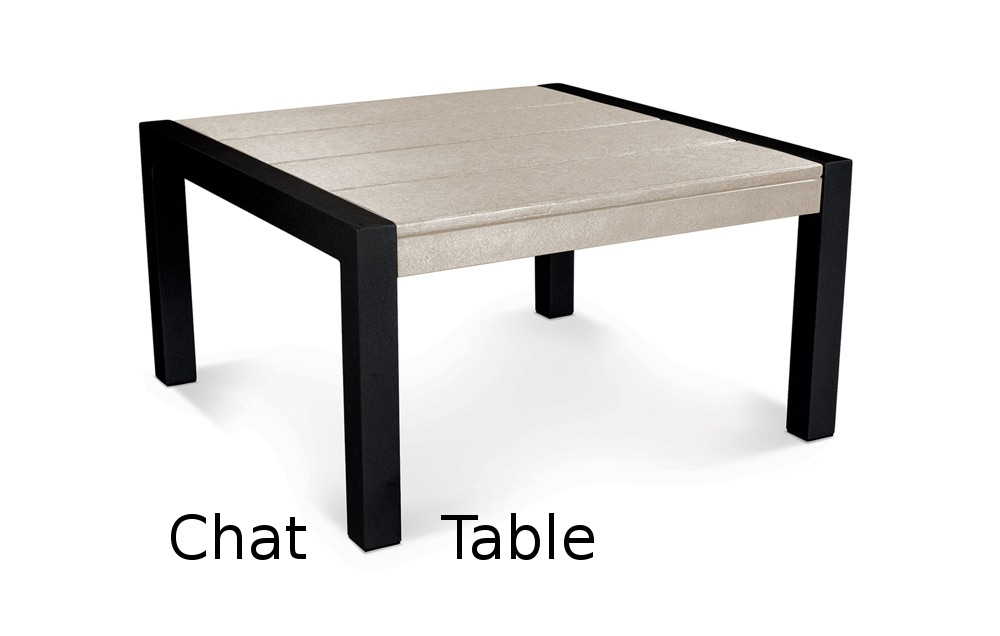 TC8013  Fresco Collection Chat Table