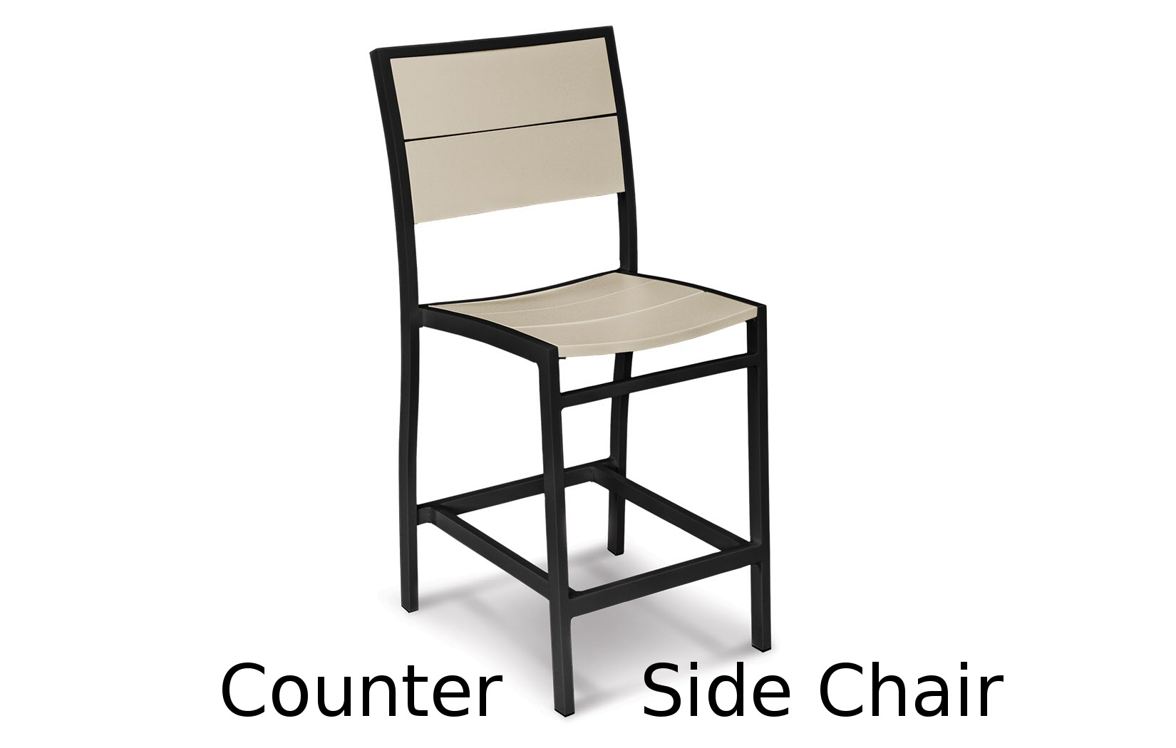 TCA111  Fresco Collection Counter Side Chair