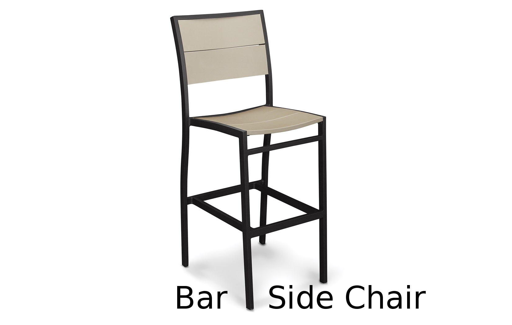 TCA112  Fresco Collection Bar Side Chair