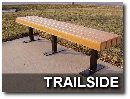 Trialside Bench