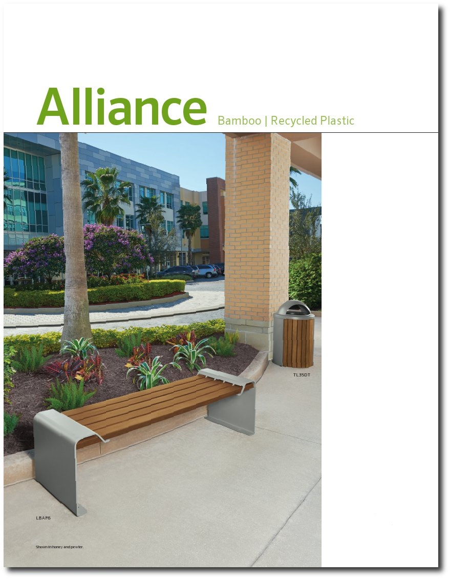 Alliance Brochure