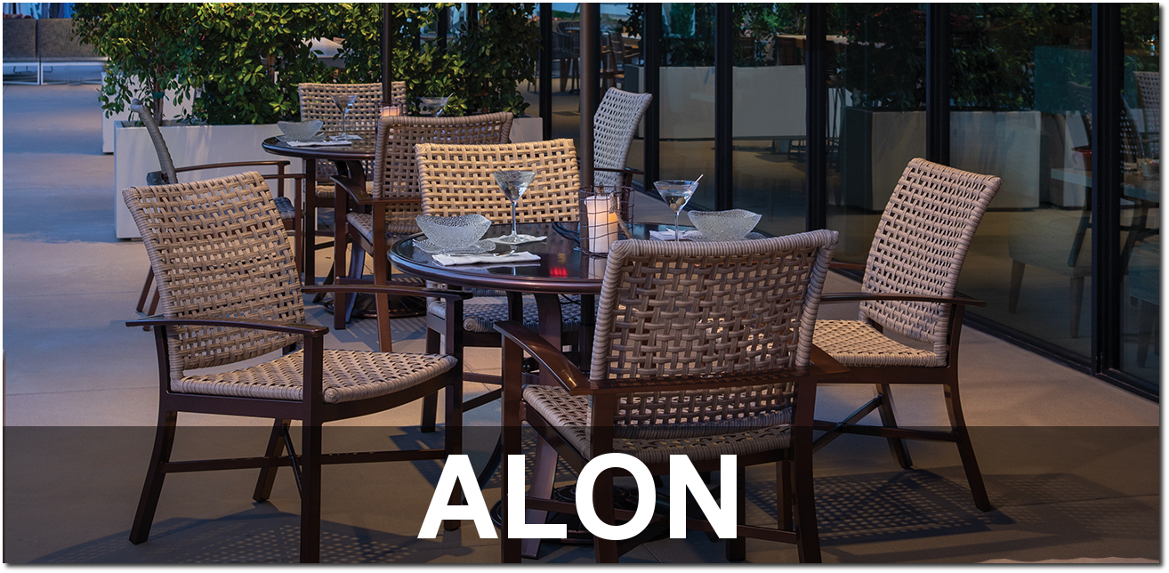 Alon Collection Poolside Furnishings