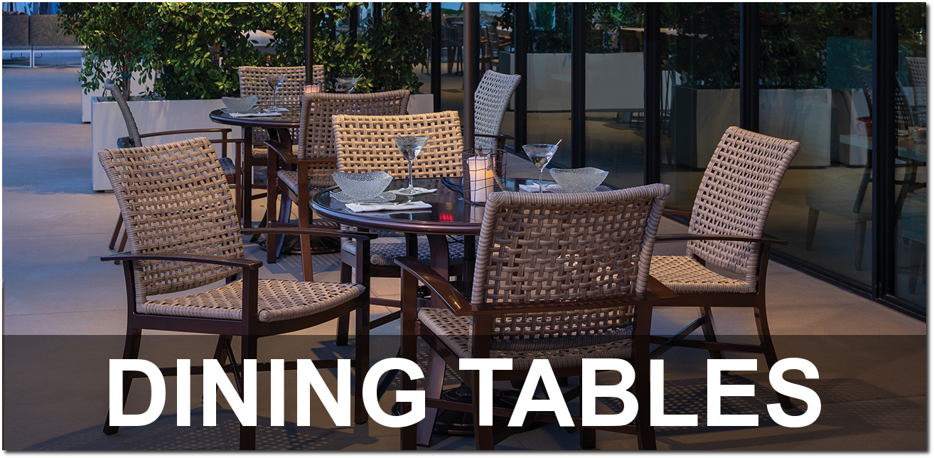 Dining Tables Overview