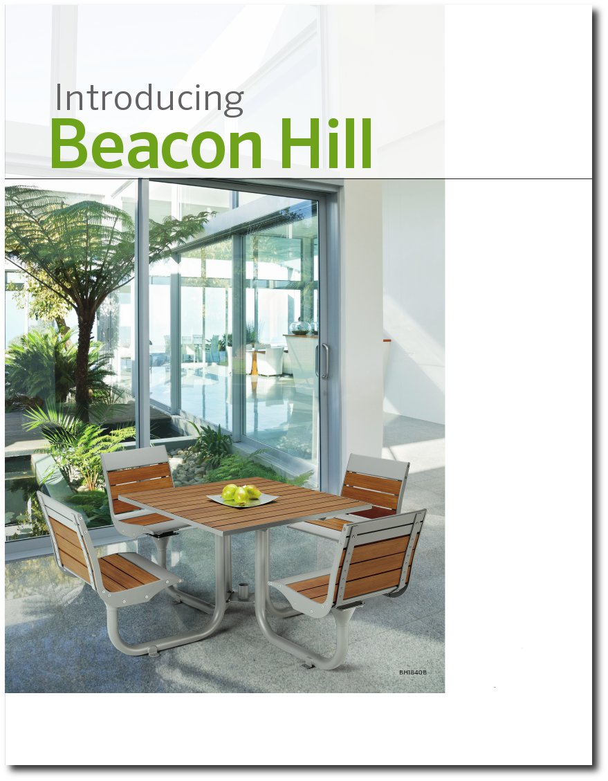Beacon Hill Brochure Cover Page