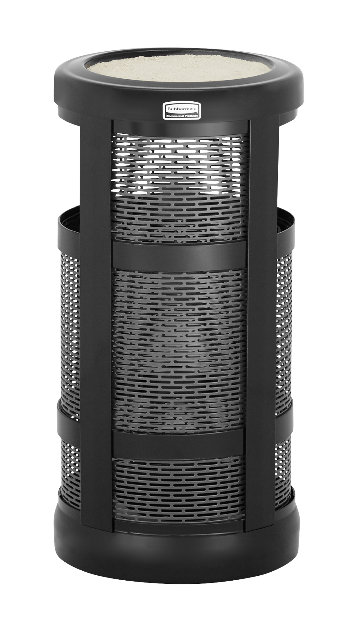 architek collection 5 gallon ash trash receptacle indoff. Black Bedroom Furniture Sets. Home Design Ideas