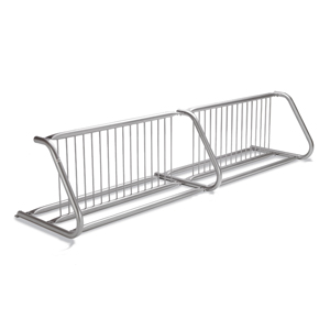 BRP302E  Traditional 28 Bike Double Side Bike Rack