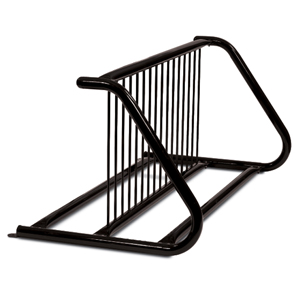 BRP302  Traditional 14 Bike Double Sided Bike Rack