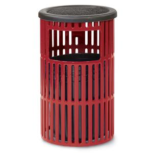 L1402  Ultra Collection 5 Gallon Ash/Trash Receptacle