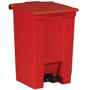 6144 Rubbermaid 12 Gallon Step-On Can