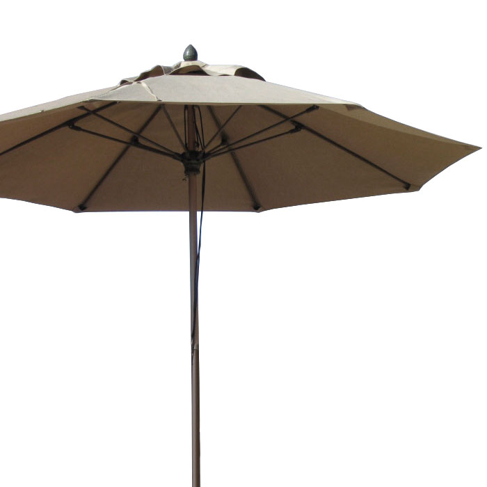 7MPU 7.5' Umbrella with Pulley System (Standard Fabric)