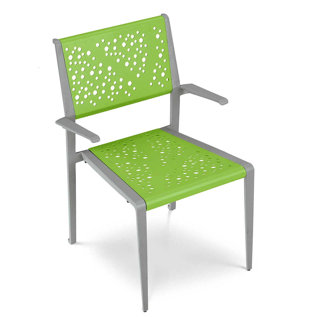 AE26T70LF  Airi Leaf Chair with Armrests
