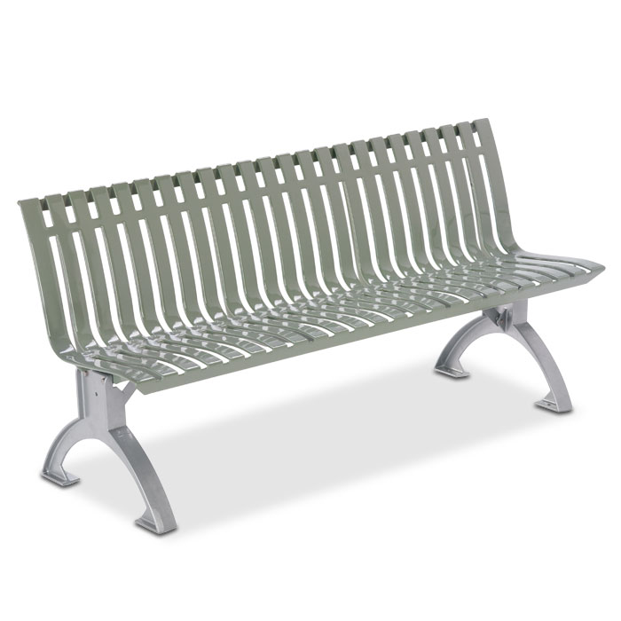 L1441  Latitude Collection 6' Contour Bench