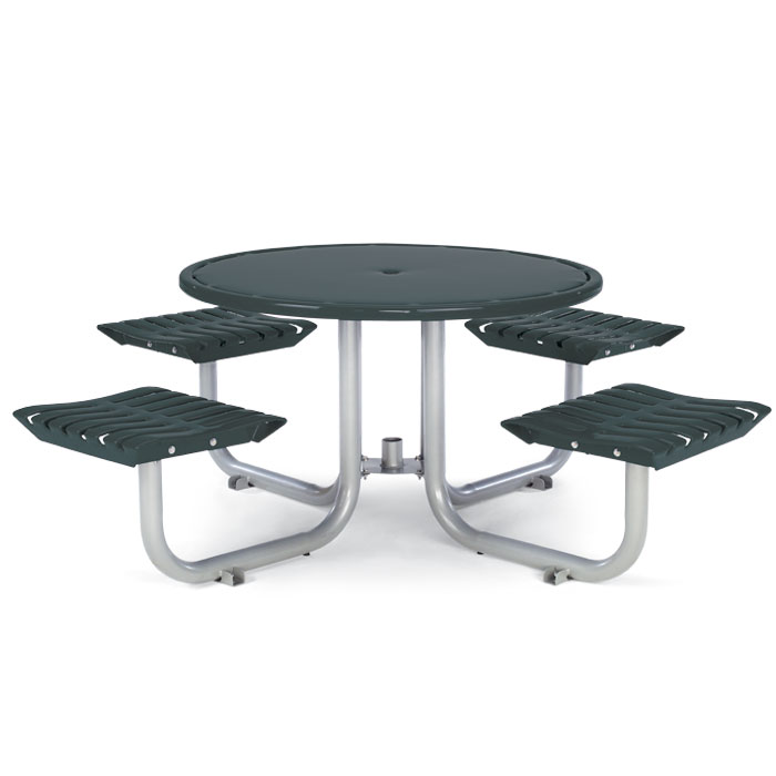 L1448  Latitude Collection Table with (4) Flat Seats