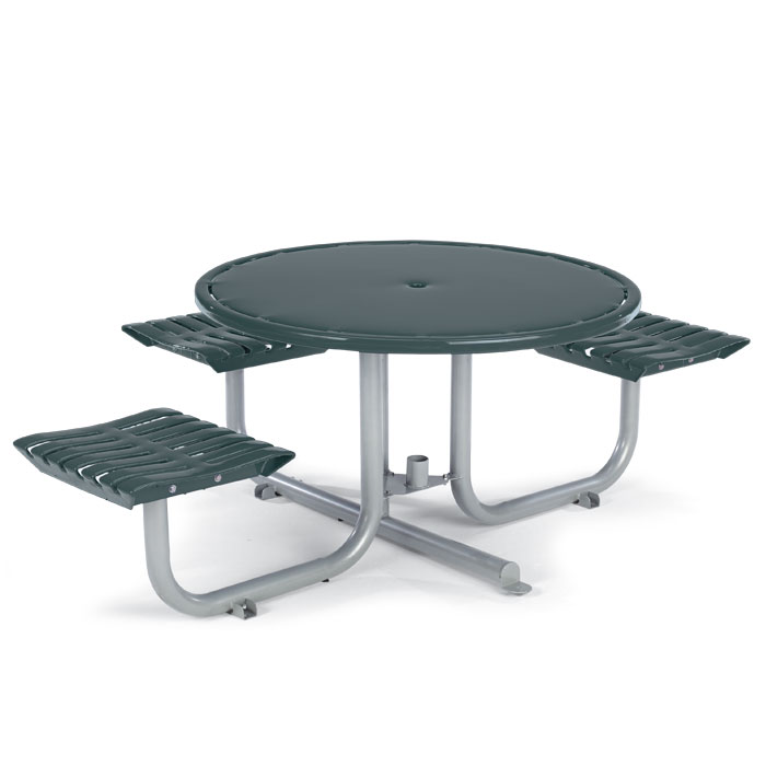 L1450  Latitude Collection ADA Compliant Table with (3) Flat Seats