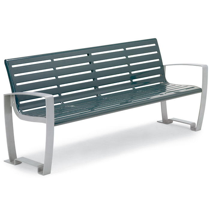 LNC6  Newcastle 6' Contour Bench