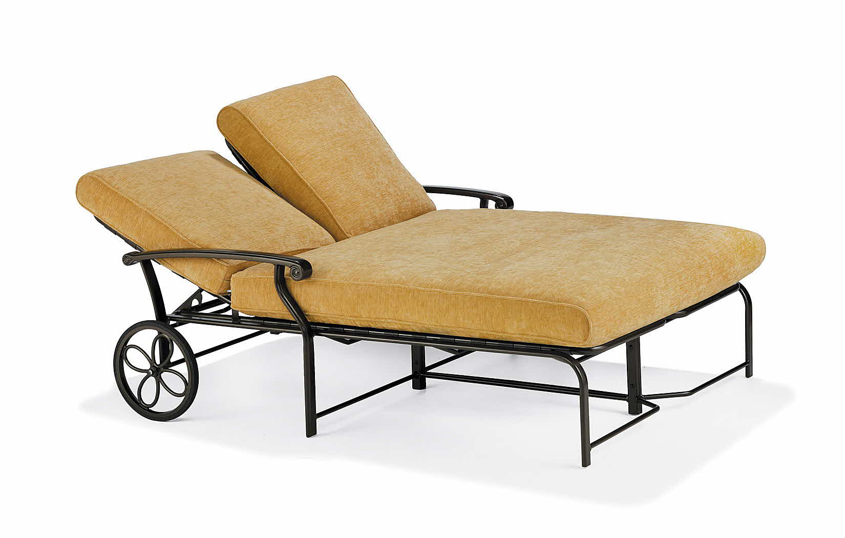 M26069  Madero Cushion Collection Double Chaise Lounge Chairs