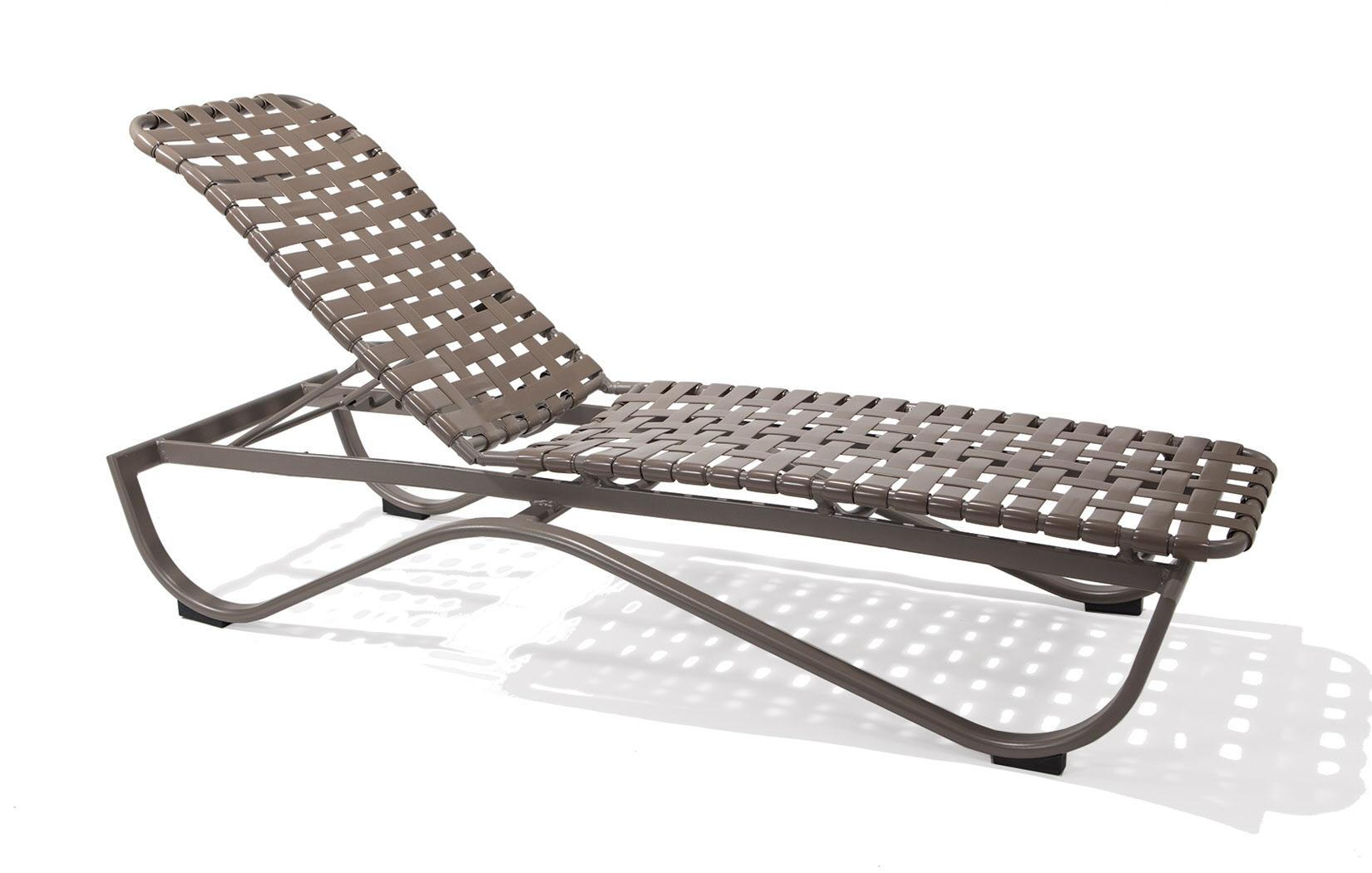 M4509CW  Scandia Crossweave Collection Chaise Lounge Chair