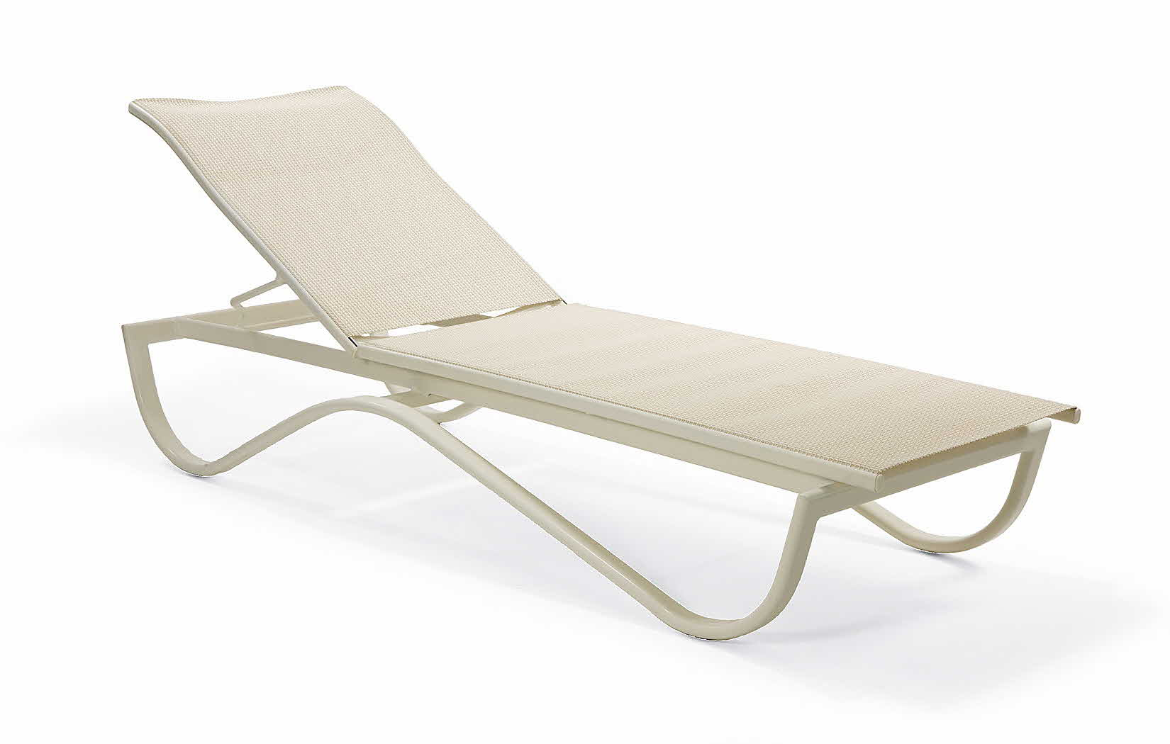 M4509S  Scandia Sling Collection Chaise Lounge Chair