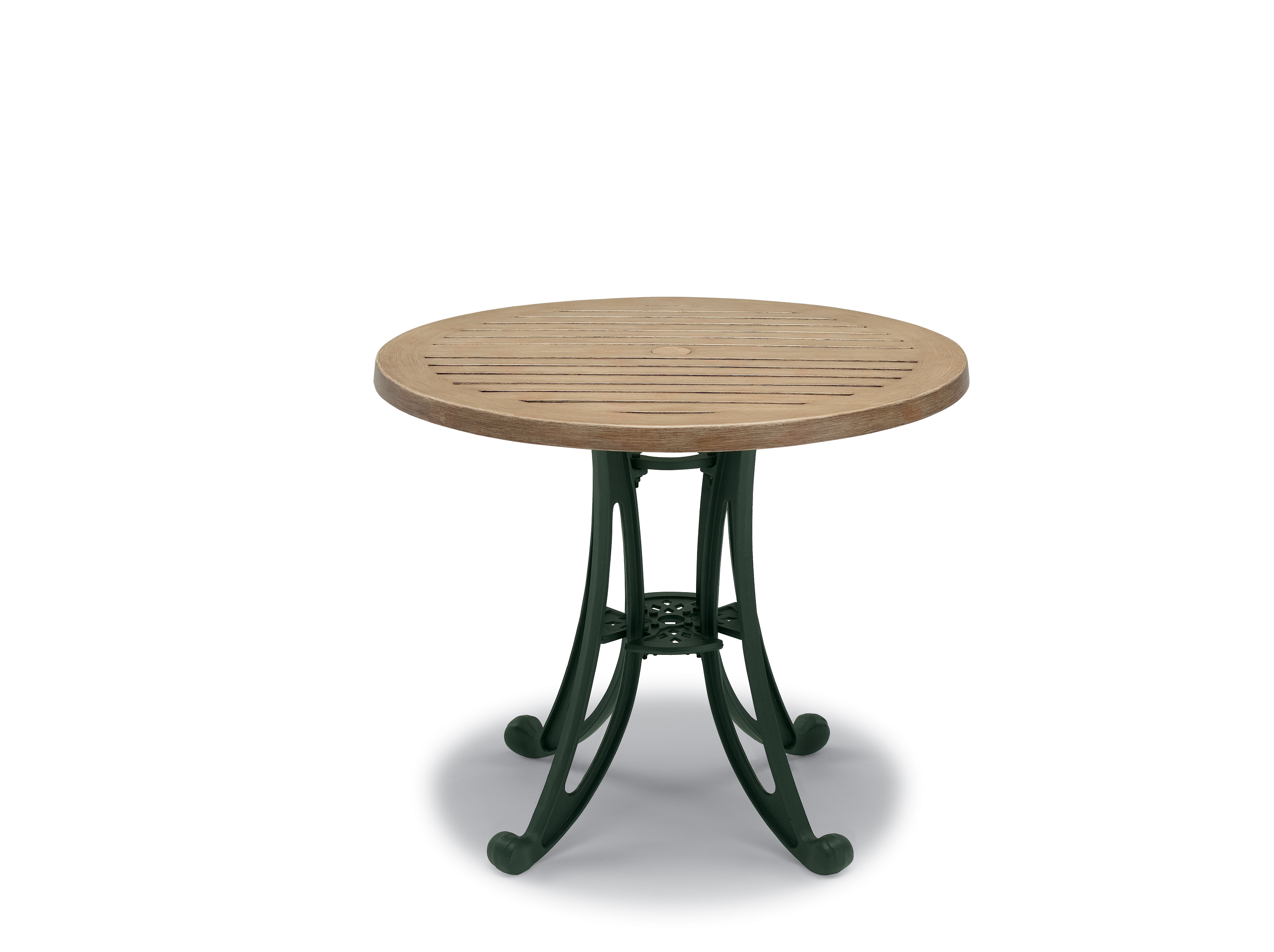 MA2H32C  Madison Collection Round Table with Faux-Wood Table Top