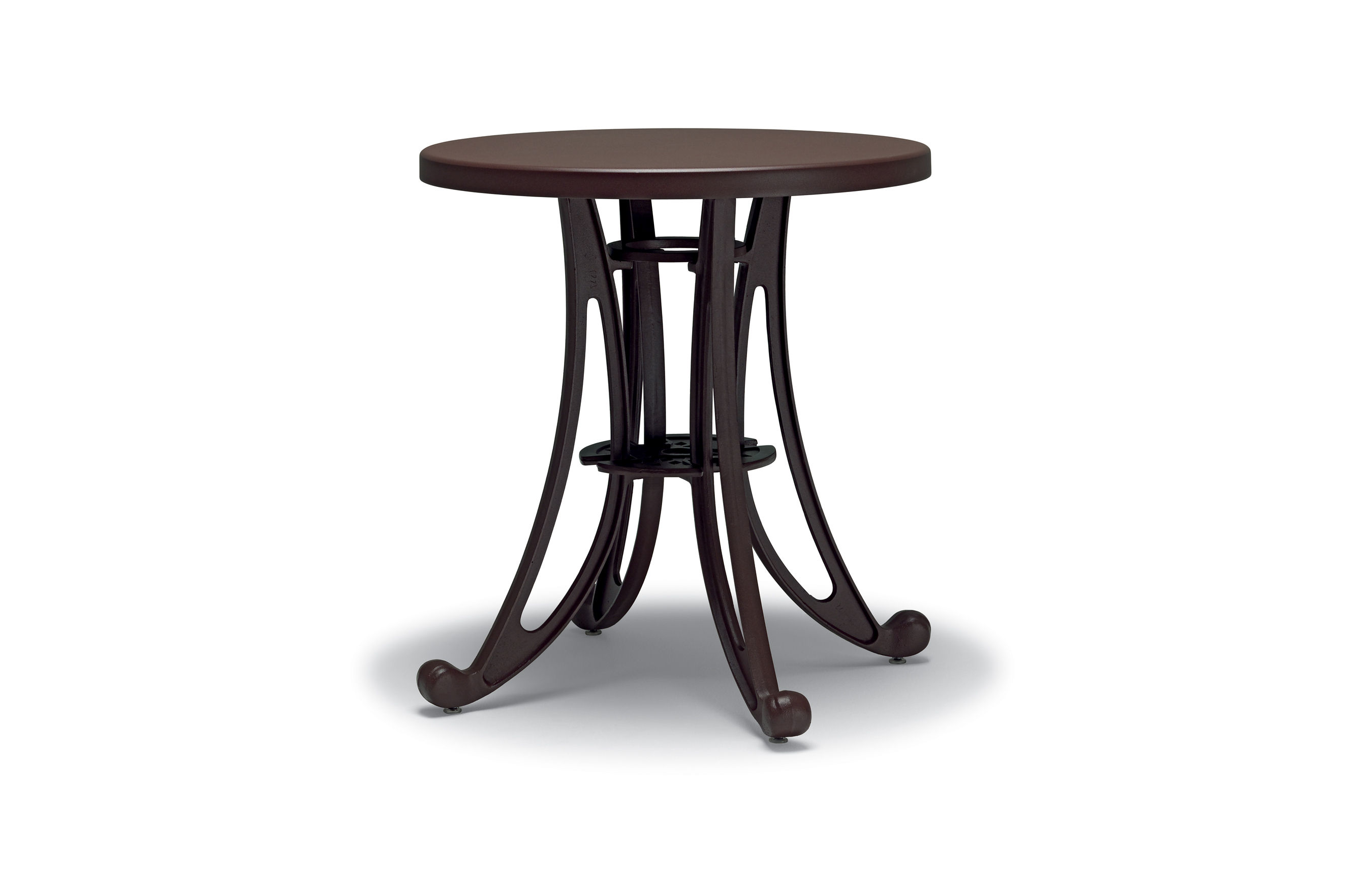 MA2J37C  Madison Collection Round Table with Solid Table Top