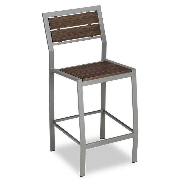 T2245B  Tuscany Bamboo Bar Height Chair