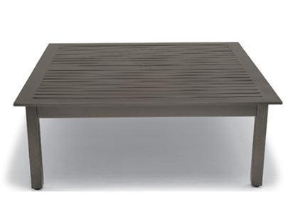 Yorktown Collection 48 Square Coffee Table PortableSurface