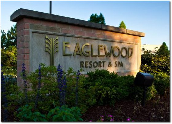Eaglewood Resort & Spa in Itasca, IL